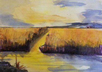painting by Deena Sackman