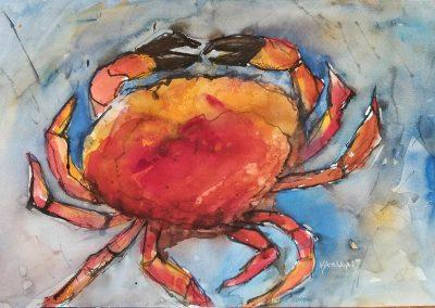 painting by Kathryn Flanagan